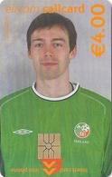 Ireland - Eircom - FIFA World Cup 2002 - Gary Breen - 2002, 4€, 7.000ex, Mint Perfect (check Photos!) - Ireland