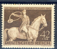 Germania Terzo Reich 1943 UN Serie N. 775 MNH Postfrisch Cat € 1,40 - Germania