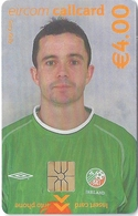 Ireland - Eircom - FIFA World Cup 2002 - Gary Kelly - 2002, 4€, 7.000ex, Mint Perfect (check Photos!) - Ireland