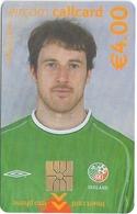 Ireland - Eircom - FIFA World Cup 2002 - Kenny Cunningham - 2002, 4€, 7.000ex, Mint Perfect (check Photos!) - Ireland