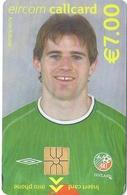 Ireland - Eircom - FIFA World Cup 2002 - Kevin Kilbane - 2002, 7€, 7.000ex, Mint Perfect (check Photos!) - Ireland