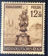 Germania Terzo Reich 1944 UN Serie N. 789 MNH Postfrisch Cat. € 1 - Germania