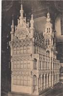 BRUXELLES / BRUSSEL / MAQUETTE DE LA MAISON DU ROI - Monuments, édifices