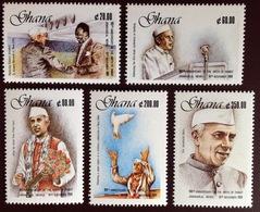 Ghana 1990 Nehru MNH - Ghana (1957-...)