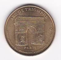 MDP MONNAIE DE PARIS :  PARIS ARC DE TRIOMPHE 7508ADT1/00  2000   Jeton Médaille RARE - Monnaie De Paris
