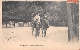 ¤¤  -   PARIS VECU    -   Au Jardin D'Acclimatation       -  ¤¤ - Arrondissement: 16