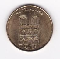 MDP MONNAIE DE PARIS :  PARIS NOTRE DAME 7504ND1/00  2000   Jeton Médaille - Monnaie De Paris