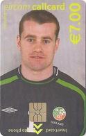 Ireland - Eircom - FIFA World Cup 2002 - Shay Given - 2002, 7€, 7.000ex, Mint Perfect (check Photos!) - Ireland