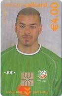 Ireland - Eircom - FIFA World Cup 2002 - Stephen Reid - 2002, 4€, 7.000ex, Mint Perfect (check Photos!) - Ireland