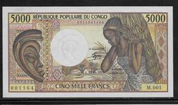Congo - 5000 Francs - Pick N°6c - NEUF - Republic Of Congo (Congo-Brazzaville)