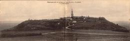 54 - Panoramique Pelerinage De Notre Dame De Sion Par Praye, La Coline Inspirée - 1918  - SC72-2 -  R/v - France
