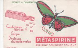 Buvard METASPIRINE PRIAM - Chemist's