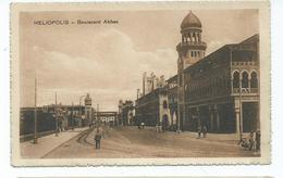 Africa Postcard Egypt 1917 Field Post Office Pmk. Heliopolis. Censor Mark Ww1 Card 397 Livadas. - Cairo
