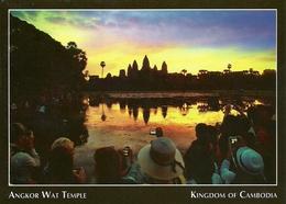Cambodge Angkor Wat Temple Sien Reap - Cambodia