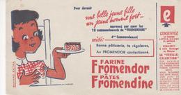 Buvard Farine FROMENDOR Midi - Food