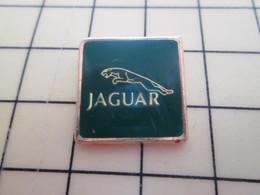 Pin813F Pin's Pins / Beau Et Rare / AUTOMOBILE : LOGO DE LA MARQUE JAGUAR - Jaguar