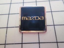 Pin813F Pin's Pins / Beau Et Rare / AUTOMOBILE : LOGO DE LA MARQUE MAZDA - Other