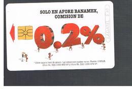 MESSICO (MEXICO) -   AFORE BANAMEX         - USED - RIF.   10785 - Mexico