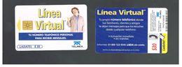 MESSICO (MEXICO) -   LINEA VIRTUAL, MAN         - USED - RIF.   10785 - Mexico