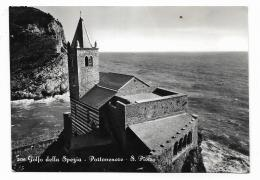 GOLFO DELLA SPEZIA - PORTVENERE - S.PIETRO  - VIAGGIATA FG - La Spezia