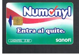 MESSICO (MEXICO) -  NUMONYL, SANOFI      - USED - RIF.   10786 - Mexico