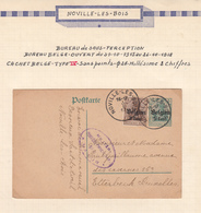 Guerre 1914/18     Gouvernement Général   NOVILLE  LES  BOIS - [OC1/25] Gouv. Gén.