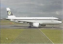 Airbus A 320-214 EI-DVM  Aircraft AER LINGUS Airlines  A-320 Avion Air Aviation A320 Airplane A-320 Luft - 1946-....: Moderne
