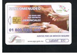 MESSICO (MEXICO) -  NO DRUGS - USED - RIF.   10787 - Mexico