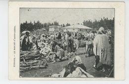 AFRIQUE - ETHIOPIE - ADDIS ABEBA - Le Marché - Ethiopia