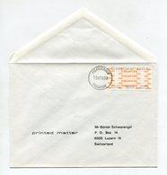SINGAPORE ATM COVER 1988 PHILATELIC BUREAU - Singapore (1959-...)