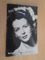 """CARPO418 : Carte Postale N&B / Photo Vedette De Cinéma RENEE SAINT CYR ,  Années 50/60 PHOTO """"Editions P.I."""" - Acteurs"""
