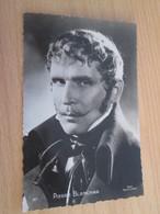"""CARPO418 : Carte Postale N&B / Photo Vedette De Cinéma PIERRE BLANCHAR ,  Années 50/60 PHOTO """"Editions P.I."""" - Acteurs"""