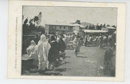 AFRIQUE - ETHIOPIE - ADDIS ABEBA - Le Marché Aux Lits - Ethiopia