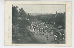 AFRIQUE - ETHIOPIE - ADDIS ABEBA - Une Rue - Ethiopia