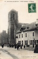 35 ILLE ET VILAINE - PONT REAN L'Eglise - Autres Communes