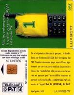 TARJETA TELEFONICA DE LUXEMBURGO. TP15 B (021) - Luxembourg