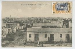 AFRIQUE - DJIBOUTI - Le Village Indigène - Dahomey