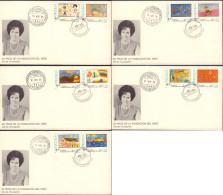 Ref. 555609 * NEW *  - VENEZUELA . 1986. 20 ANIVERSARIO  DE LA FUNDACION DEL NIÑO - Venezuela