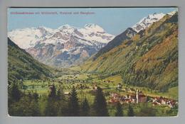 AK CH NW Wolfenschiessen 1936-08-12 Foto #2016 Karl Engelberger - NW Nidwalden