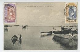 AFRIQUE - DJIBOUTI - La Rade - Dahomey