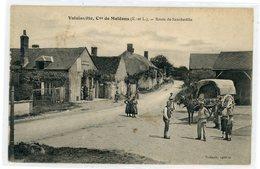 Valainville Cne De Moléans - France