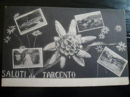 Tarcento Udine  4 Vedutine Saluti Da  Usata 1916 - Altre Città