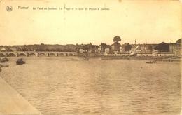 Belgique - Namur - Le Pont De Jambes, Plage Quai De Meuse à Jambes - Ern. Thil Bruxelles -  S16 Nº 69 - Ecrite - 5830 - Namur