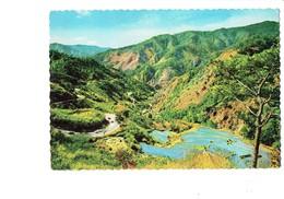 Cpm - PHILIPPINES - ZIGZAG Road - BAGUIO - Virage Route - - Philippines