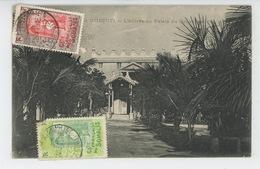 AFRIQUE - DJIBOUTI - Entrée Du Palais Du Gouverneur - Dahomey