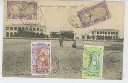 AFRIQUE - DJIBOUTI - L'Hôpital - Dahomey