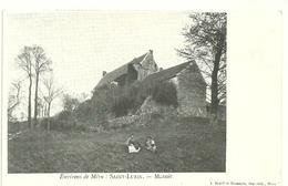 60 Cpa Environ De Meru Manoir - Meru