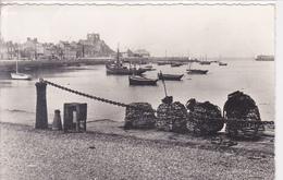 Barfleur Le Port Et Quai Henri-Chardon N° 60-1115 CPSM - Barfleur