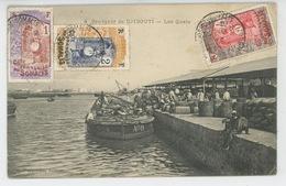 AFRIQUE - DJIBOUTI - Les Quais - Dahomey