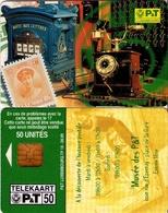 TARJETA TELEFONICA DE LUXEMBURGO. TP18 A (074) - Luxembourg
